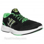 Warrior Dojo Adult Training Shoes Black/Green