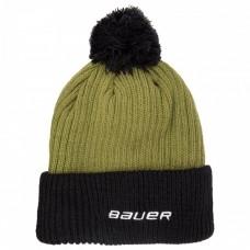 Bauer New Era Sr Hockey Pom Knit Vintage Beanie