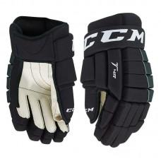 CCM Tacks 4 Roll III Jr Hockey Gloves