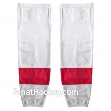 Firstar Rink Detroit Int/Sr Mesh Hockey Socks Away