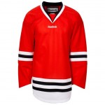 Reebok Chicago Blackhawks Edge Sr Hockey Jersey Red