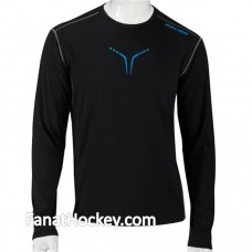 Bauer Core Jr Compression LS Shirt