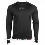 CCM Fitted Top Jr Long Sleeve Shirt