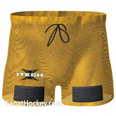 Itech 201 Jr Yellow Jock Short w/Flex Cup