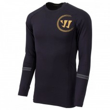 Warrior Dynasty Grip Sr Compression LS Shirt