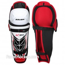 Bauer Vapor X 80 Jr Shin Guards